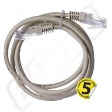 Kabel Patch CAT5E UTP PVC 1m