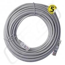 Kabel Patch CAT5E UTP PVC 15m