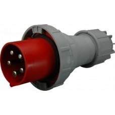 Vidlice průmyslová IP67, 125A, 5-pól