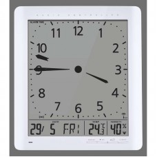 Nástěnné hodiny digitální E9280