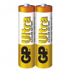 Alkalická baterie GP Ultra LR6 (AA) fólie