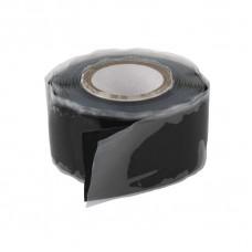 Silikonová páska vulkanizační 25mm / 3m černá