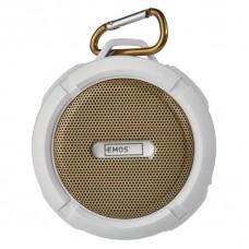Bluetooth reproduktor EMOS FREESTYLER, zlatá