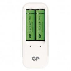 GP nabíječka baterií PB410 + 2AA GP ReCyko+ 1300