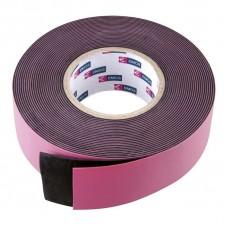 Izolační páska samovulkanizační 25mm / 5m černá