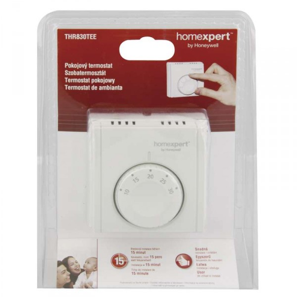 Pokojový termostat Honeywell THR830TEE