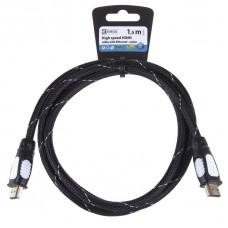 HDMI 1.4 high speed kabel eth.A vidlice-A vidlice 1,5m nylon