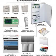 BMR RJ 64 - ovládací modul ventilace