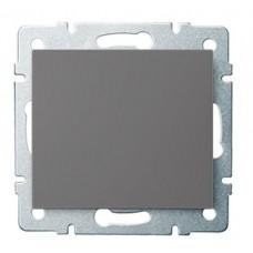 LOGI Jednopólový vypínač - č. 1 grafit