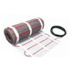 Tenká teflonová samolepicí topná rohož s dvoužílovým opleteným odporovým kabelem NetT160-12,0