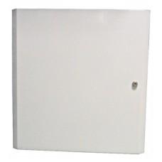 Dveře pro oceloplechovou rozvodnici 2x24, bílé plné