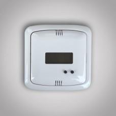 BMR HTS 64-DN digitální prostorové čidlo s displejem a korekcí teploty